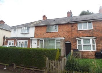 Thumbnail 3 bedroom terraced house for sale in Homelea Road, Birmingham, West Midlands