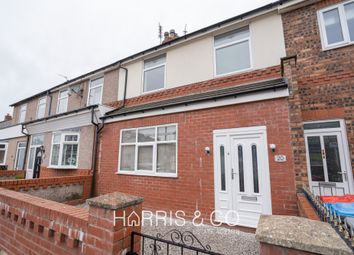 Thumbnail 3 bed terraced house for sale in Shakespeare Road, Fleetwood