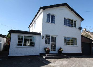 Thumbnail 3 bed detached house for sale in Bodffordd, Llangefni