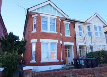 Thumbnail 2 bed flat for sale in Herberton Road, Bournemouth