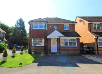 Thumbnail 4 bed detached house for sale in Maes Y Crofft, Morganstown, Cardiff