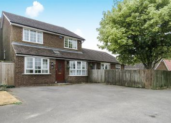 Thumbnail 4 bed detached house for sale in Horseshoe Close, Dunton, Biggleswade