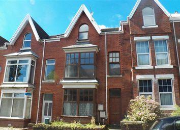 Thumbnail 3 bedroom flat to rent in Bernard Street, Uplands, Swansea