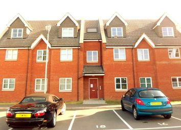 Thumbnail 2 bedroom flat to rent in Wooton Court, New Bradwell, Milton Keynes