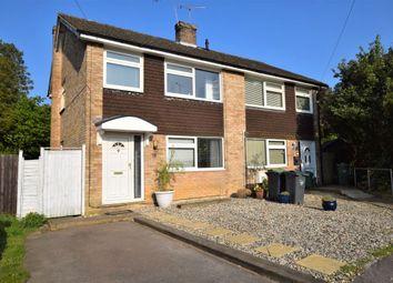 Thumbnail 3 bed semi-detached house for sale in Alsa Gardens, Elsenham, Bishop's Stortford
