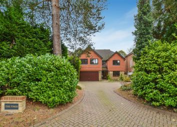 Thumbnail 5 bed detached house for sale in Green Lane, Farnham Common, Slough