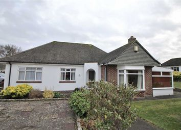 Thumbnail 3 bed detached bungalow for sale in Nea Close, Highcliffe, Christchurch