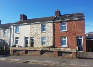 Thumbnail 2 bed property to rent in Lake Road, Hamworthy, Poole