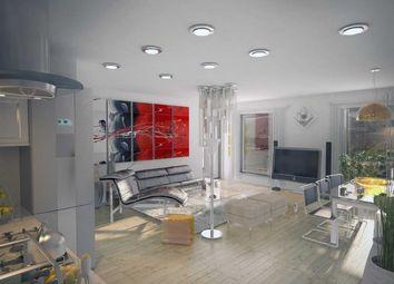 Thumbnail 2 bedroom flat for sale in Blue Vue, Frederick Street, Aldershot