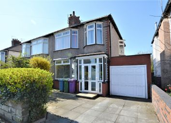 Thumbnail 3 bed semi-detached house for sale in Brockholme Road, Liverpool