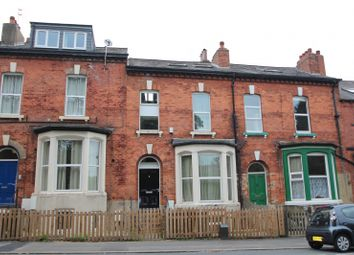 Thumbnail 10 bed terraced house to rent in Victoria Road, Hyde Park, Leeds