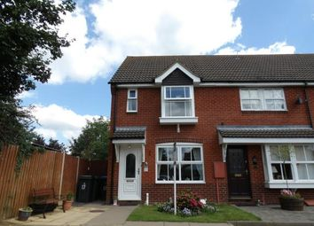 Thumbnail 2 bed end terrace house for sale in Percival Drive, Harbury, Leamington Spa, Warwickshire