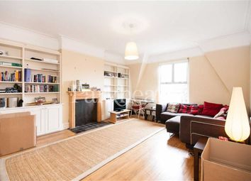 Thumbnail 3 bed flat to rent in Aberdare Gardens, South Hampstead, London