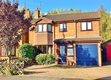 Thumbnail 4 bed detached house for sale in Beaumaris Road, Mountsorrel, Leicestershire