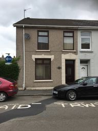 Thumbnail 2 bedroom end terrace house to rent in Greenway Street, Llanelli