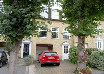Thumbnail 4 bed town house for sale in Hills Road, Buckhurst Hill