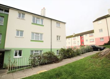 Thumbnail 2 bed flat for sale in Ross Street, Plymouth, Devon