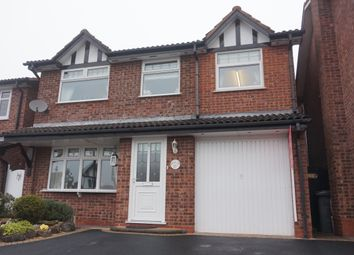 Thumbnail 4 bed detached house for sale in Broadlee, Wilnecote, Tamworth