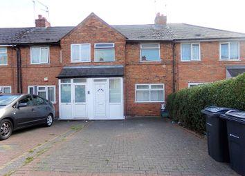 Thumbnail 3 bed terraced house for sale in Heathcliff Road, Tyseley, Birmingham