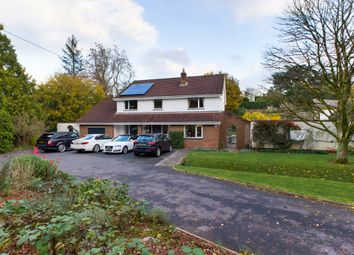 Thumbnail 4 bed detached house for sale in Greenhill Road, Kingskerswell, Newton Abbot