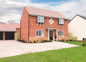 "Thumbnail 4 bed detached house for sale in ""Thornbury"" at Winnington Avenue, Northwich"