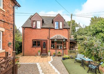 Thumbnail 3 bed detached house for sale in High Street, Doveridge, Ashbourne