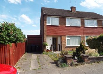 Thumbnail 3 bed semi-detached house for sale in Wellesbourne Road, Coventry, West Midlands