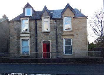 Thumbnail 1 bed flat for sale in Main Road Fairlie, Largs