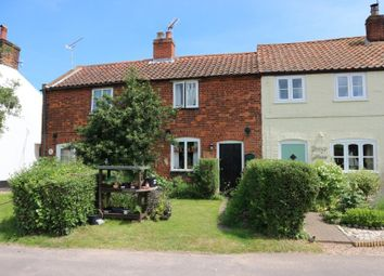 Thumbnail 2 bed terraced house for sale in Conifers, The Green, Hickling, Norfolk