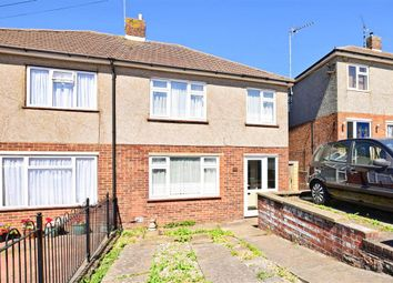 Thumbnail 3 bed semi-detached house for sale in Bankside, Chatham, Kent