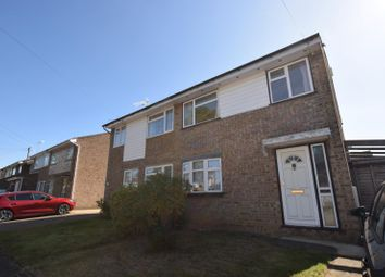 Thumbnail 3 bed semi-detached house to rent in Cumberland Close, Braintree, Essex