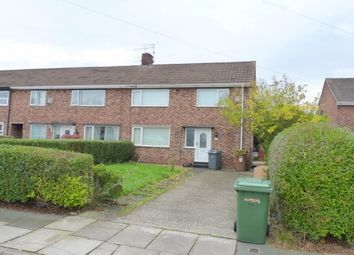 Thumbnail 3 bed semi-detached house to rent in Boswell Road, Prenton