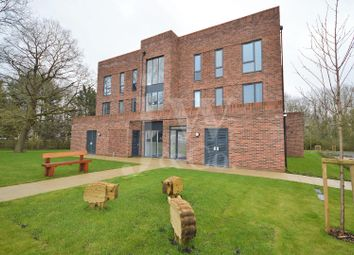 Thumbnail 2 bedroom flat for sale in The Kestrels, Bricket Wood, St. Albans, Hertfordshire.