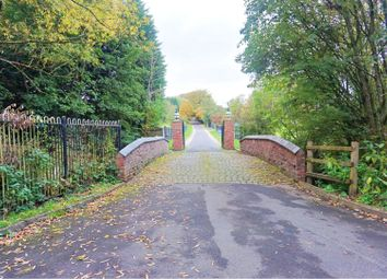 Thumbnail 5 bed detached house for sale in Nutbank Lane, Manchester