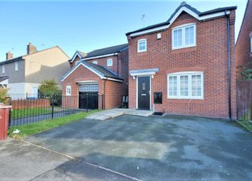 Thumbnail 3 bed detached house for sale in James Holt Avenue, Kirkby, Liverpool