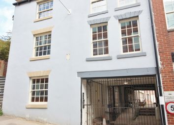 Thumbnail 1 bed flat to rent in Garden Street, City Centre, Sheffield, South Yorkshire