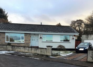Thumbnail 3 bed detached bungalow for sale in Cradlehall Park, Westhill, Inverness