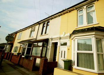 Thumbnail 6 bedroom terraced house to rent in Heidelberg Road, Southsea