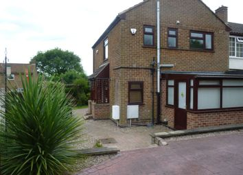 Thumbnail 3 bed property to rent in Eliot Road, Littleover, Derby