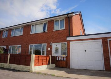 Thumbnail 3 bedroom semi-detached house for sale in Barry Avenue, Preston
