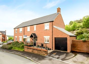 Thumbnail 4 bed semi-detached house for sale in White Horse Road, Marlborough, Wiltshire