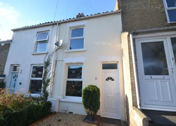 Thumbnail 3 bed terraced house for sale in Stone Road, Norwich