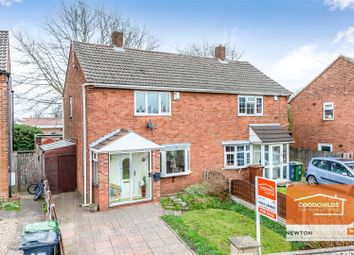 Thumbnail 2 bed semi-detached house for sale in Fullelove Road, Brownhills, Walsall