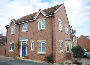 Thumbnail 4 bed detached house for sale in Uxbridge Lane Kingsway, Quedgeley, Gloucester