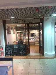 Thumbnail Restaurant/cafe for sale in Cafe Milano, Kiosk 1, Pride Hill Shopping Centre, Shrewsbury, Shropshire