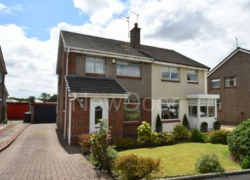 Thumbnail 3 bed semi-detached house for sale in Craighead Road, Bishopton