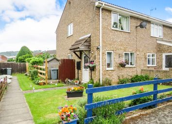 Thumbnail 2 bed semi-detached house for sale in Alma Park Close, Grantham