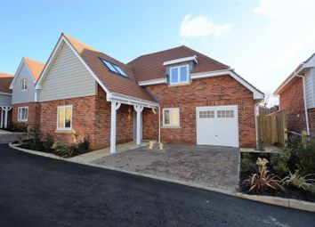 Thumbnail 4 bed detached house for sale in London Road, Cowplain, Waterlooville
