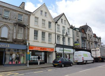 Thumbnail 1 bed flat to rent in The Arcade, Fore Street, Okehampton