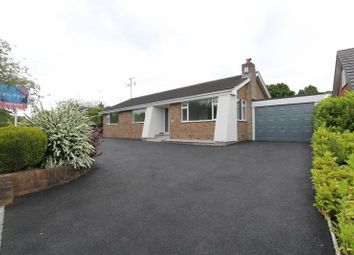 Thumbnail 4 bed detached bungalow for sale in Leys Drive, Newcastle-Under-Lyme